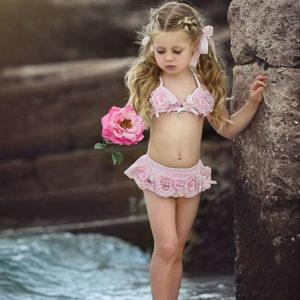 Girl's Swimwear