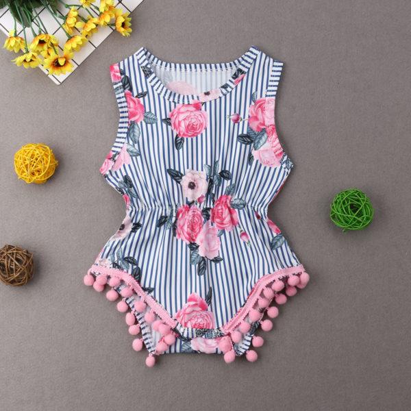2019-Brand-New-Newborn-Infant-Kids-Baby-Girls-Romper-Sleeveless-Tassel-Ball-Striped-Floral-Print-Elastic-1.jpg