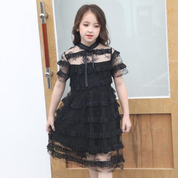 New-black-fringed-dress-for-girls-princess-party-dresses-8-10-12-14-years-2.jpg