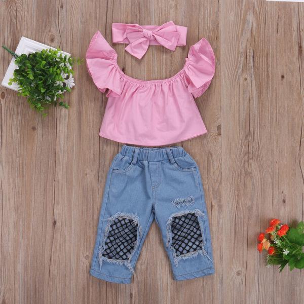 Stylish-Toddler-Kids-Girls-Clothes-Off-Shoulder-Tops-Ripped-Denim-Pants-Headband-3Pcs-Outfits-Set-1.jpg