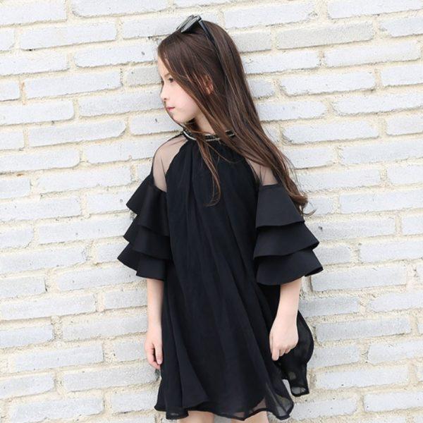Teenager-Ruffle-Sleeves-Chiffon-Dresses-for-girls-clothing-age68-10-12-14-16Year-2018-New-Big-2.jpg