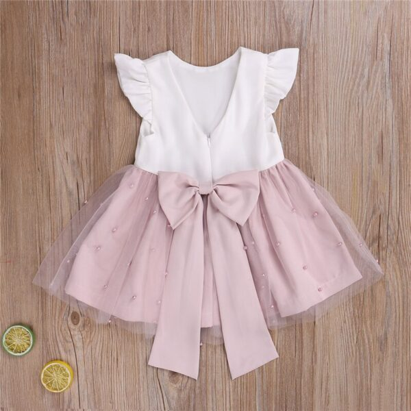 0-5Y-Summer-Princess-Infant-Baby-Girls-Dress-Ruffles-Sleeve-Solid-Pearl-Lace-Patchwork-Back-Bowknot-2.jpg